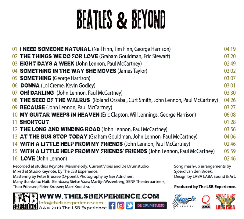 The Beatles and Beyond