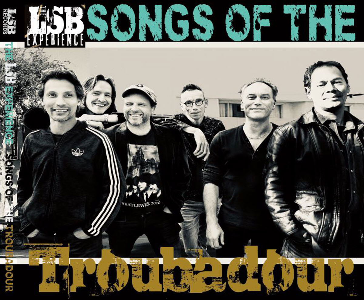 Songs of The Troubadour